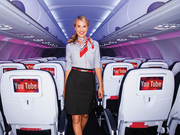 Youtube-VirginAmerica