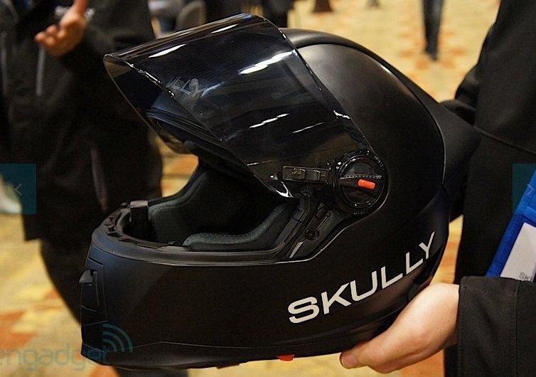 skully p1 un casque moto aux fronti res du r el marketing. Black Bedroom Furniture Sets. Home Design Ideas