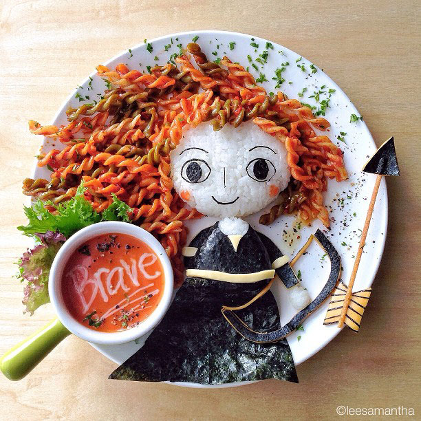 samantha-transforme-ses-plats-en-oeuvres-dart-impressionnantes-pour-le-plus-grand-plaisir-de-ses-enfants10