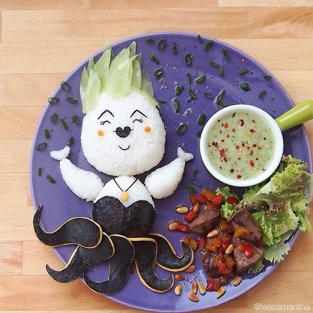 samantha-transforme-ses-plats-en-oeuvres-dart-impressionnantes-pour-le-plus-grand-plaisir-de-ses-enfants3
