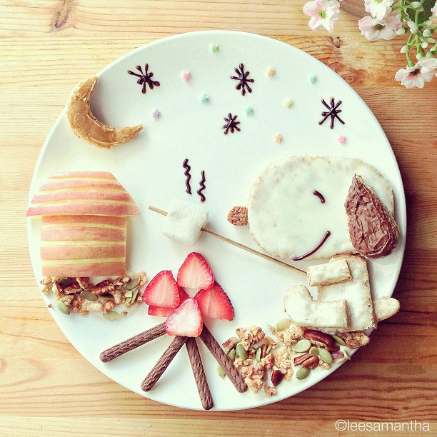 samantha-transforme-ses-plats-en-oeuvres-dart-impressionnantes-pour-le-plus-grand-plaisir-de-ses-enfants34