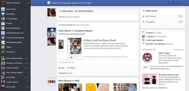 Facebook-nouveau-fil-dactualité-la-barre-latérale