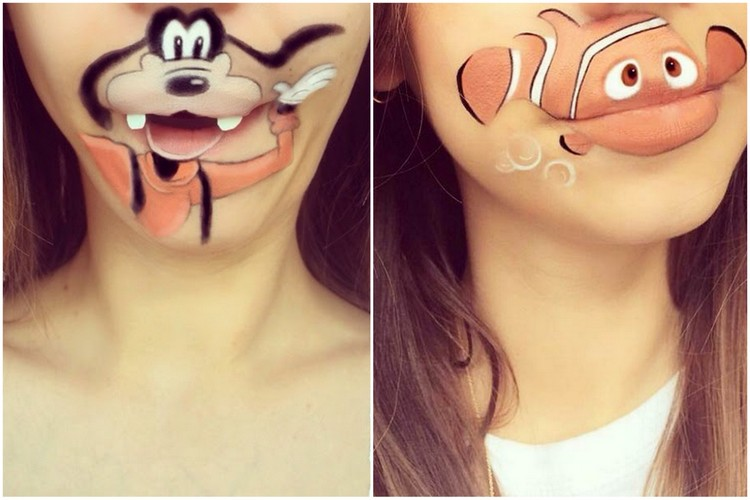 laura-jenkinson-maquillage-personnages-disney