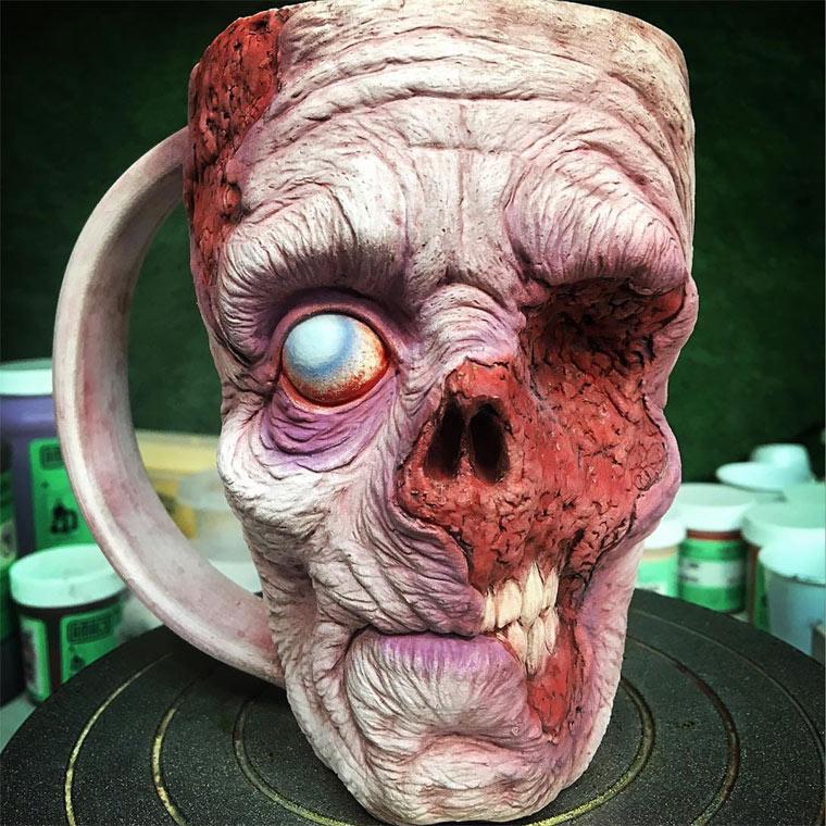 Kevin-Turkey-Merck-Horror-Mugs-top